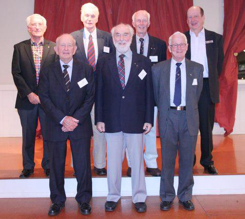 Rotary foundation members